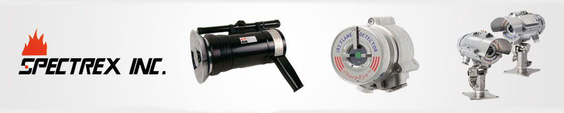 Spectrex flame and gas detection